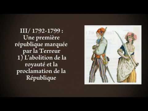 La Révolution française et l'Empire, l'essor d'une nouvelle société en France et en Europe