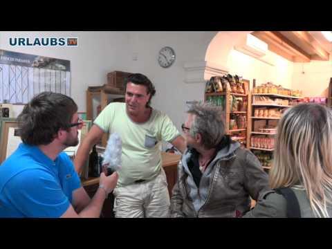 Martin Semmelrogge im Kultsupermarkt Deli bei Campos