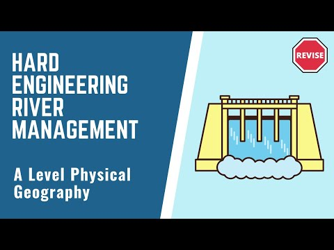 As Physical Geography - Hard Engineering River Management