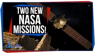Two New NASA Missions!