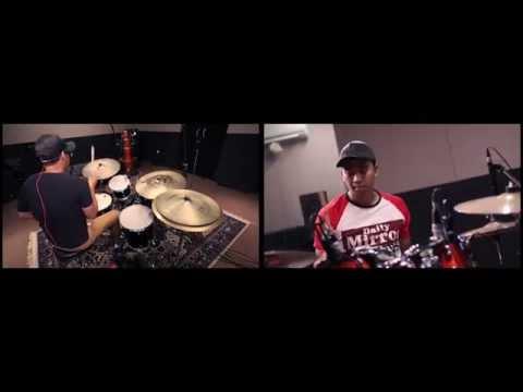 """Wahyu Prastya - Kusayang Kamu  (Drum Cover) -  Mike Mohede """"KEDUA"""""""