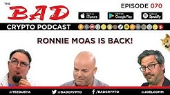 Ronnie Moas is Back!