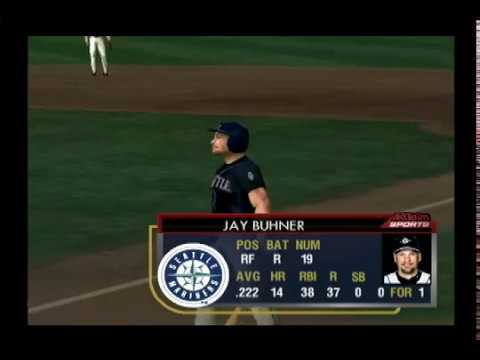 All-Star Baseball 2001 Full Game - Seattle Mariners vs.  Los Angeles Dodgers