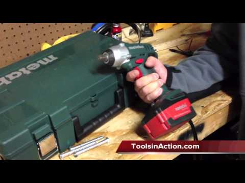 metabo SSW18