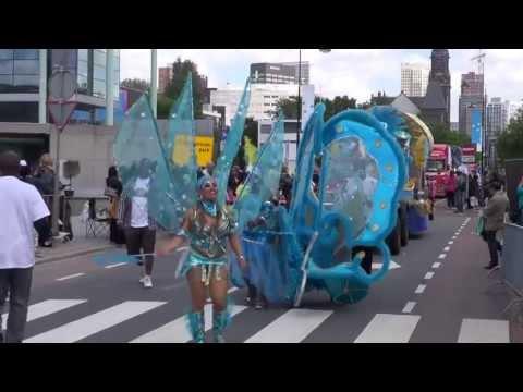 Lange Video Zomercarnaval Rotterdam 2013   ( Rotterdam Unlimited )