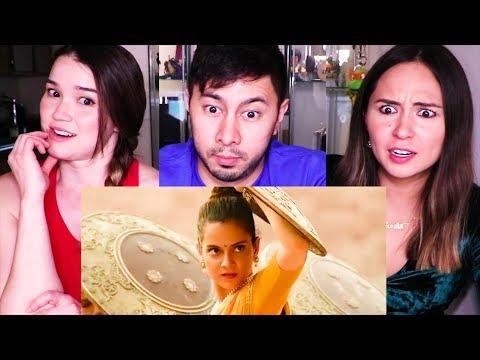 VIJAYE BHAVA | Kangana Ranaut | Manikarnika | Music Video Reaction!