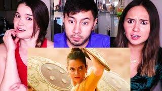 VIJAYE BHAVA   Kangana Ranaut   Manikarnika   Music Video Reaction!