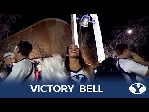 BYU's Victory Bell: A Nissan Fan-Fueled Tradition