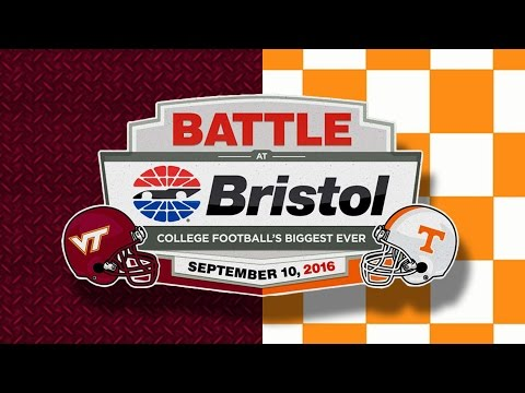 How Bristol Motor Speedway is turning into college football's biggest stadium ever
