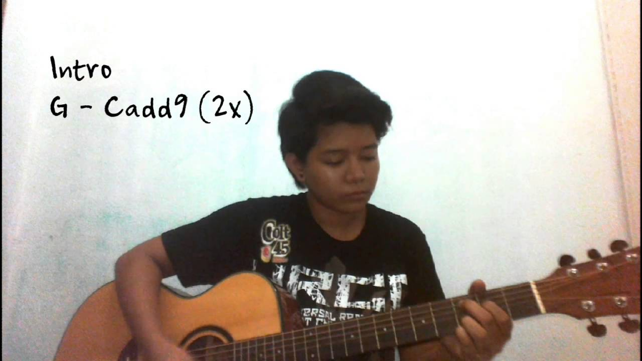 Dating Tayo Guitar Tutorial Easy Chords