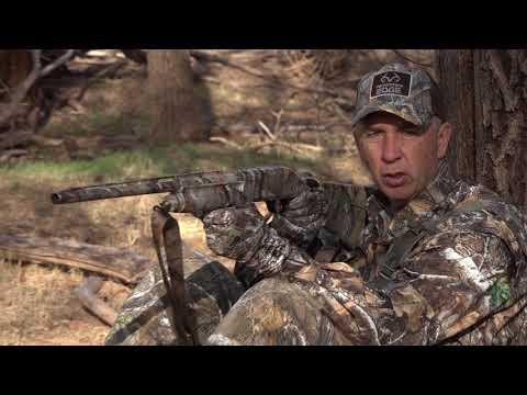 Turkey Hunting Tips: Stay Down On The Shotgun Barrel