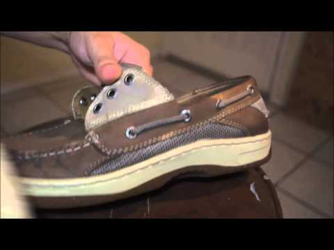 asmr sperry cleaning