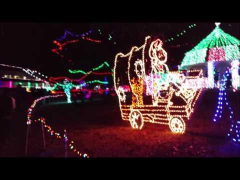 Christmas Lights | Tulsa, Oklahoma | December 2016 | Part 1 of 3