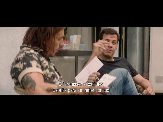 A HORA DA SAÍDA - (Trailer legendado Portugal)