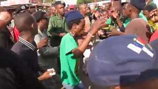 PAC of Azania - Sharpeville Massacre Day 2014. Sharpeville, 21 March 2014. Part4