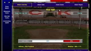 Championship Manager 2001  Review