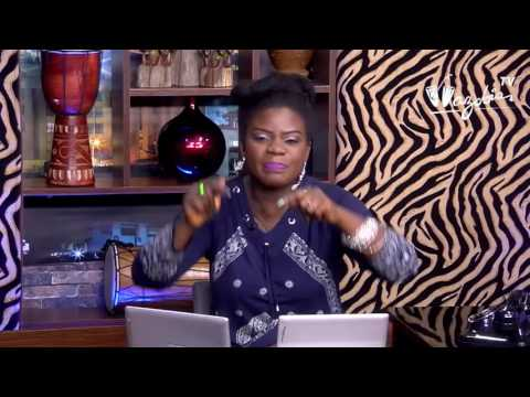 THE NIGHT SHOW - KETCHUP (Musician) | Wazobia TV