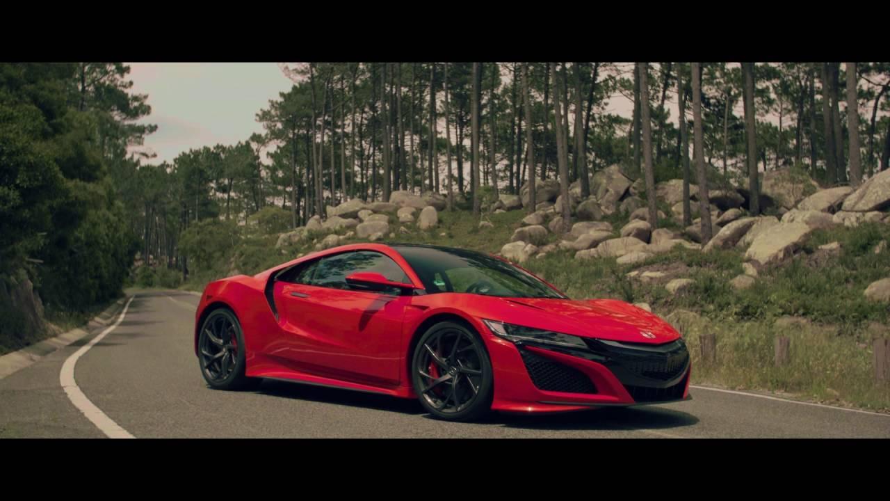 Honda NSX: The ultimate sportscar deconstructed - YouTube