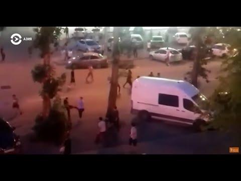 Азия: кыргызы и таджики дерутся в Екатеринбурге