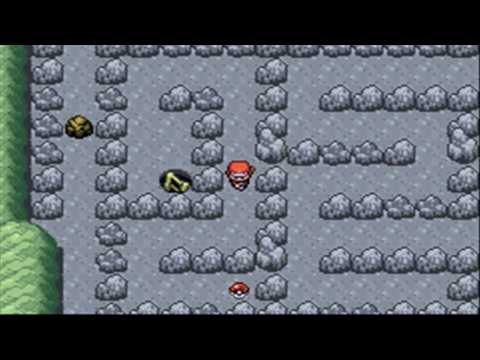 Pokemon FireRed Adventures Part 76: The Cerulean Cave
