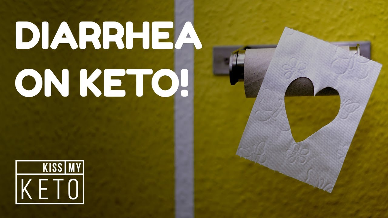 Can a ketogenic diet cause diarrhea? - Kiss My Keto