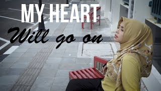 Download Lagu My Heart Will Go On C Line Dion Cover By Vanny Vabiola Titanic Ost MP3