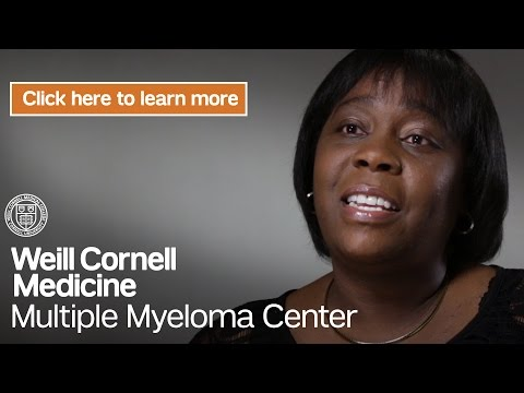 Multiple Myeloma Chemotherapy NY | Weill Cornell Medicine Multiple Myeloma Center