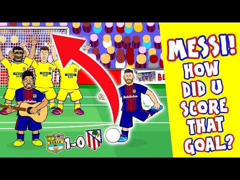 Messi| Messi 442oons