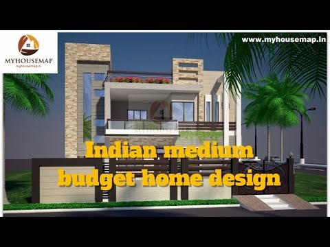 Indian Medium Budget Home Design Best Of Aug 2017 House