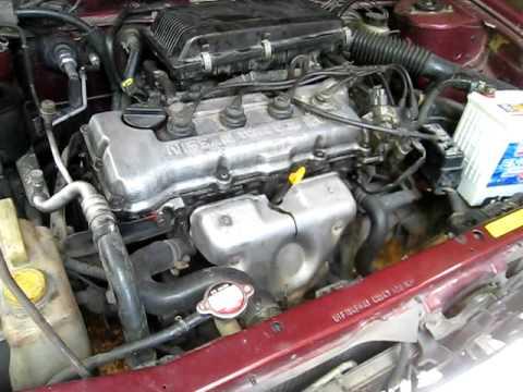 MAF Sensor Nissan GA16dne