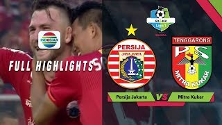 Download Video Persija Jakarta (2) vs (1) Mitra Kukar - Full Highlight | Go-Jek Liga 1 bersama Bukalapak MP3 3GP MP4