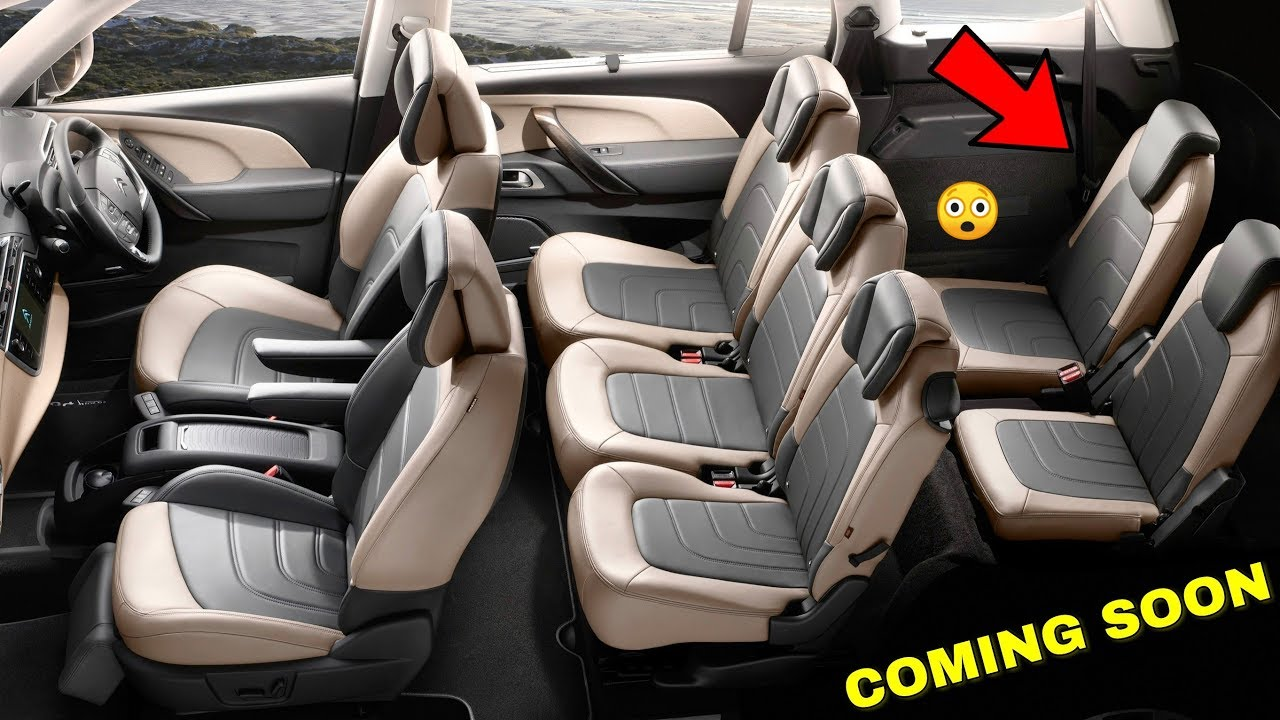 Upcoming 7 Seater Cars In India Youtube