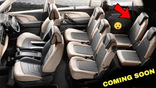 Upcoming 7 SEATER Cars in INDIA ! ! !