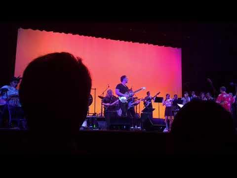 Peaches en Regalia - Dweezil Zappa and the UH Hilo Jazz Ensemble live in Hawaii