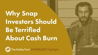 Snap Stock: Where is the Money Going?