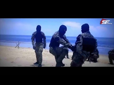 The strongest Special security units in Algeria R P C/B R I/G O S P