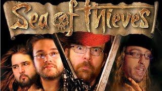 [Best OF] Sea Of Thieves avec Antoine Daniel, Karim Debbache, Fred et Seb!