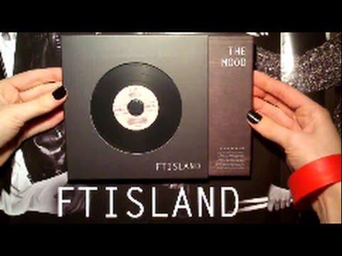 Unboxing FT Island 에프티 아일랜드 5th Mini Album The Mood
