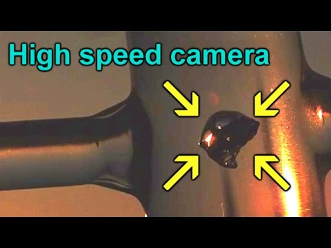 Download Youtube: High speed camera reveals water-vacuum shockwave!