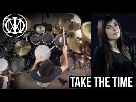Take the Time ft. Shiva - Dream Theater - Vadrum (Drum & Vocal Cover)