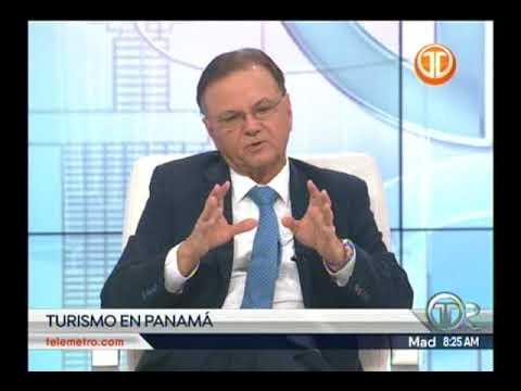 Telemetro director general del metro de Panamá, Roberto Roy sobre relaciones Panamá   China