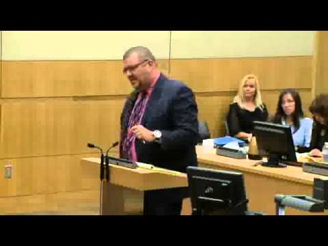 Chris Hughes, Evidentiary Hearing (Day 2) Part 1/3 - Jodi Arias Trial (1/29/2013)