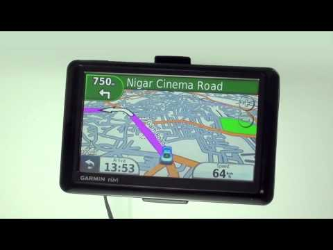 Garmin Nuvi GPS Tutorial Video
