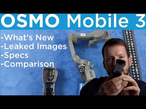 Osmo Mobile 3 - What's new & Leaked DETAILS [4K]