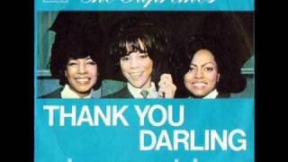 Supremes - Thank You Darling - Deutsch