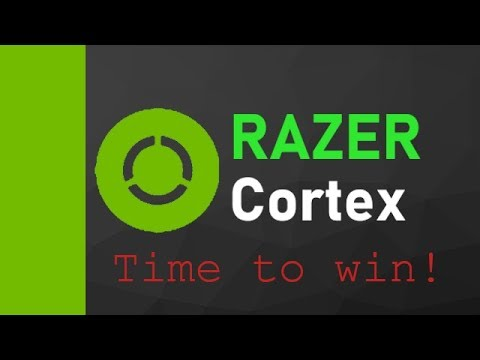 The best Gaming Booster for 2019! #Razer Cortex - YouTube