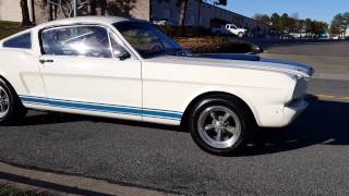 1965 Shelby GT350 tribute Mustang 450hp for sale