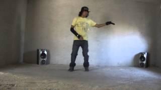 hip hop dubstep dance kobu sevani scream shout
