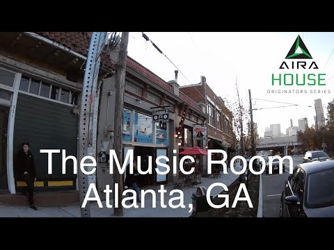 Roland Aira House  at The Music Room Atlanta, GA with DJ Pierre and Kevin Saunderson