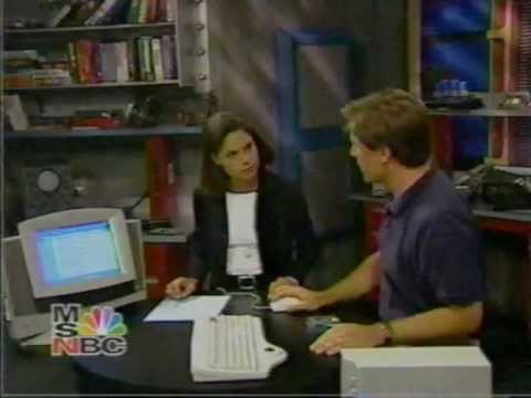 MSNBC's The Site: New Computer Tech for 1996